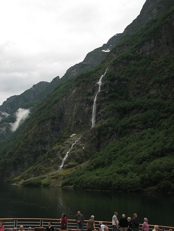 Flam (and Gudvangen), Norway - 2007