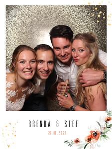 Bruiloft Steff en Brenda