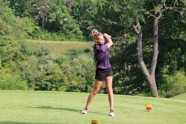 Aug. 25, 2020 - Hillsboro/Litchfield Girls Golf