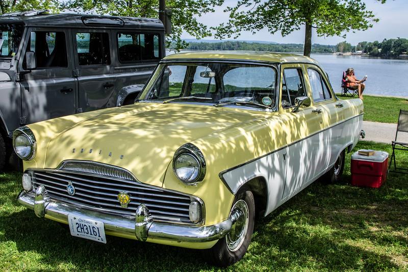 1960 Ford Zodiac Mk 2