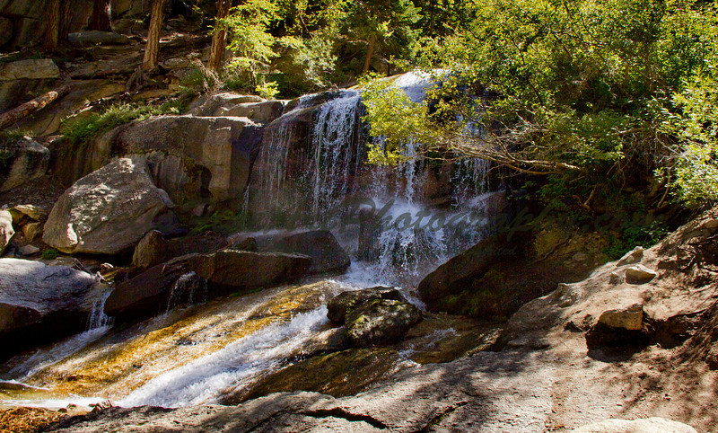 Portal Falls side