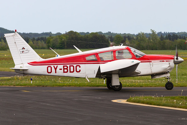 OY-BDC - Piper PA-28R-200 Cherokee Arrow