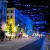 Night Lights in Nice, France