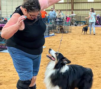 Cleburne Dog Show 1022021