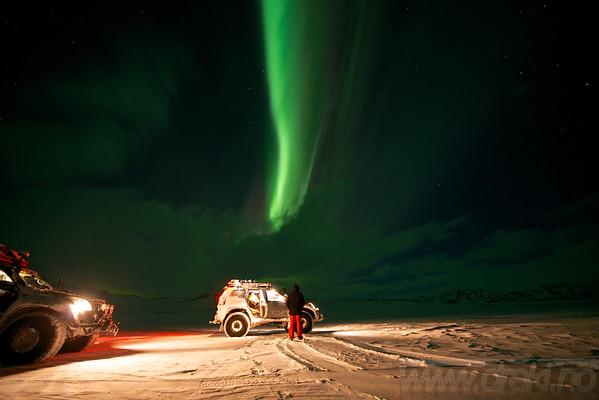 Northern light photos
