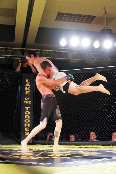 Jeff Paradise vs Clayton McGhee