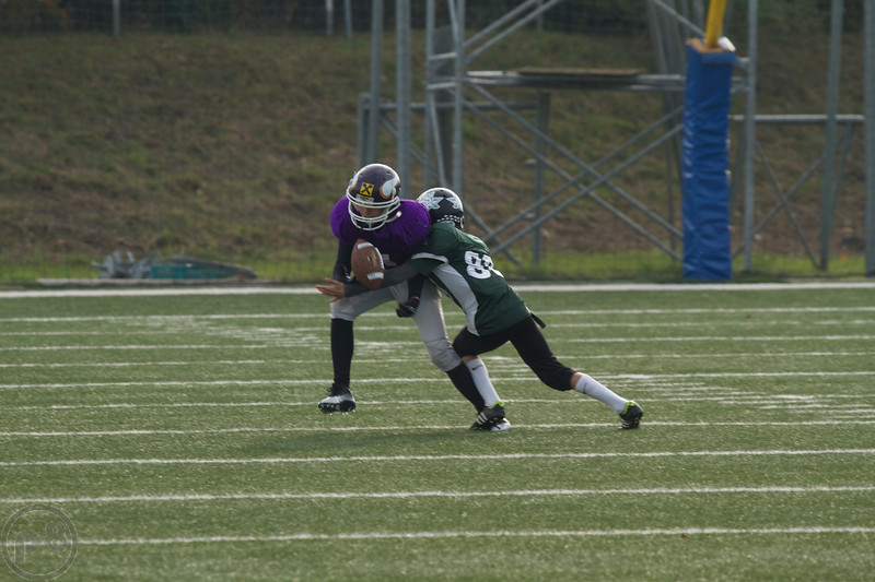 2012; AFBÖ; American Football; Bowl; Danube Dragons; Vienna Vikings; U12; XII; Youth