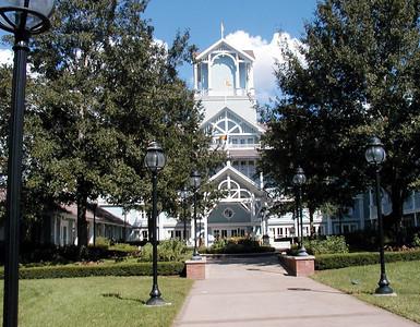 Disney's Beach Club & Epcot Resort Area