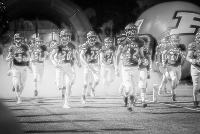 2019-09-27 Poway Titans Vs Tesoro Varsity Football