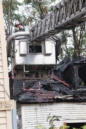 Dwelling Fire - 22 Warner St, Hartford, CT - 9/18/20