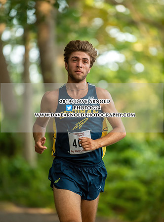 9/11/2019 - Boys Varsity Cross Country - Braintree, Needham, Walpole