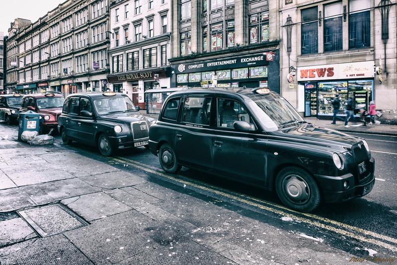 Taxi Queue
