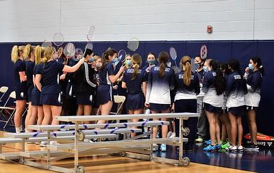 OE Badminton Vs Oswego 2021