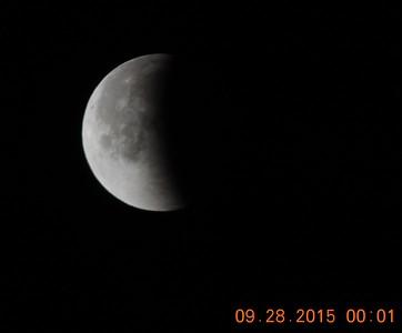 Moon Eclipse 2015