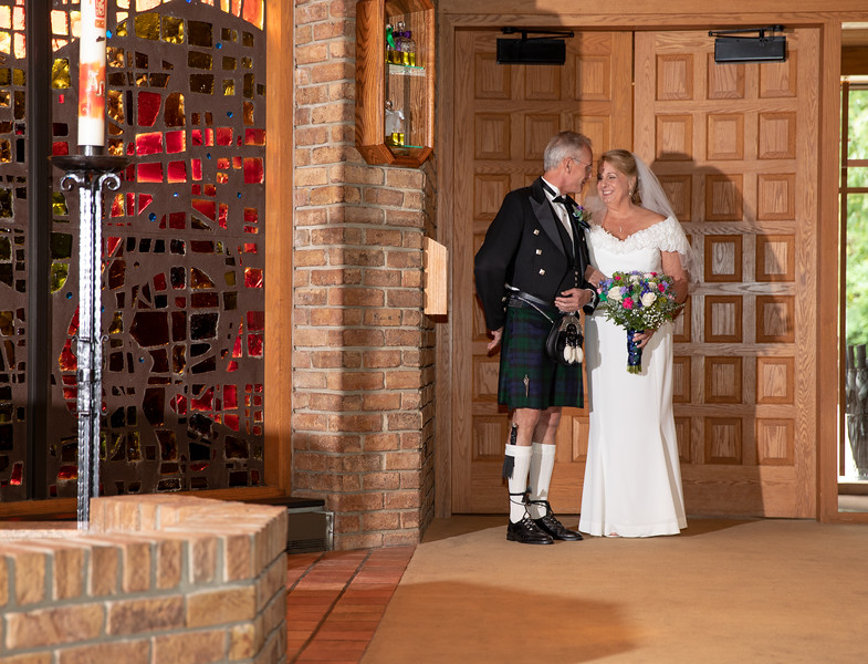 Bride and Brother at the door.jpg