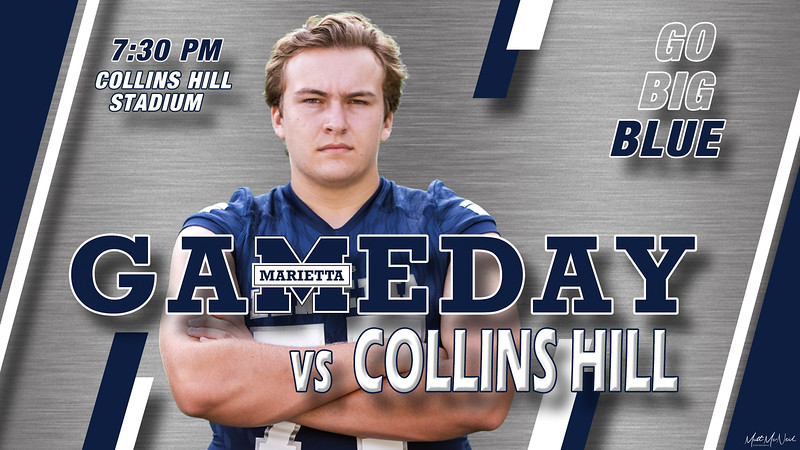 Game 3 - Collins Hill
