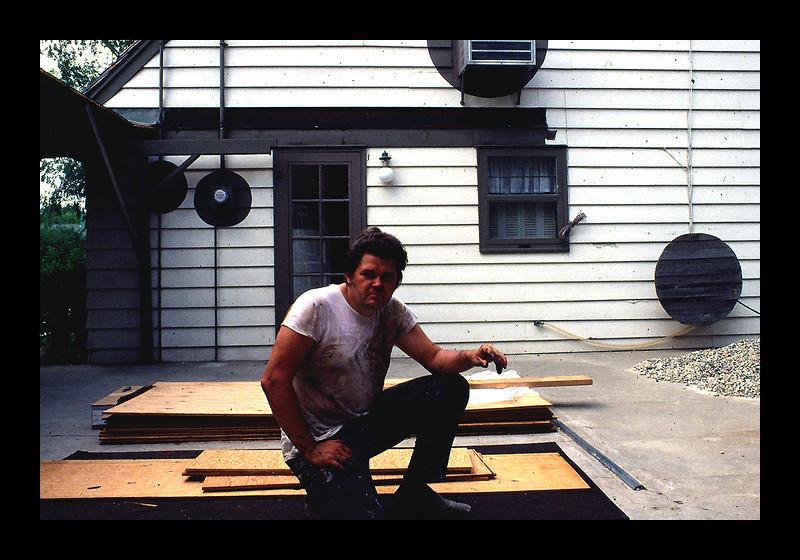 Construction 1977 - Carport Demolished - Link in the Future.jpg