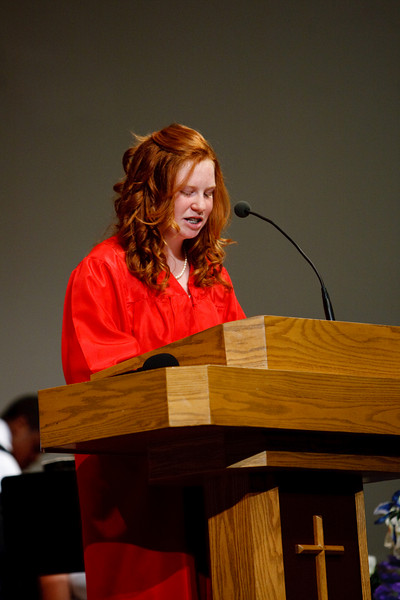 RCS JH Graduation - June 11, 2009