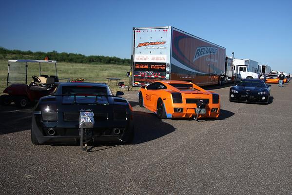 Texas Mile 2009: Cars