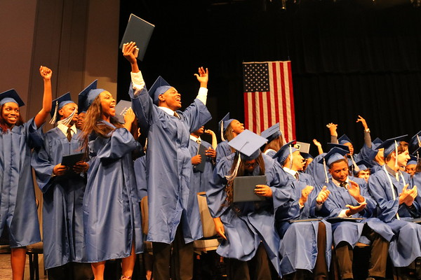 2017 Summit High School Graduation