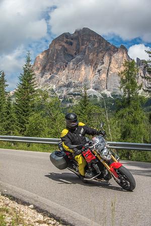 Classic Alpine Adventure July 2017