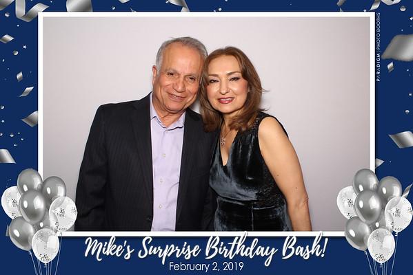Mike's Surprise Birthday Bash - Prints