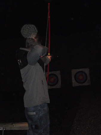 Archery and Shooting Scouts January 2012
