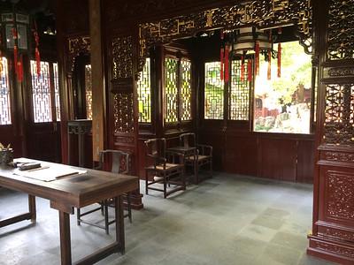 yu yuan Gardens - Shanghai China 2014