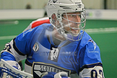 Scotland Box Lacrosse at WILC2019