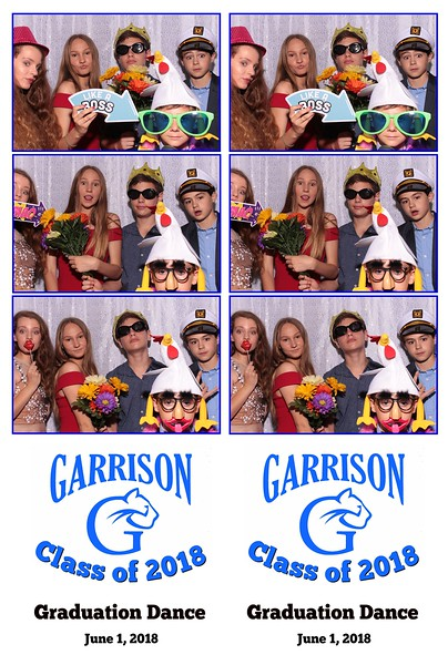 Garrison 8th grade dance