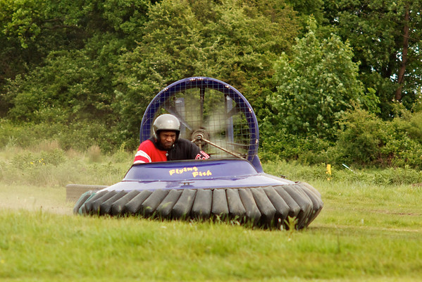 Buggies and Hovercraft