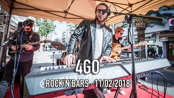 4GO - ROCK'N'BARS