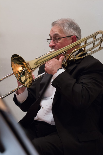 Gene Bayer -- Hopkins Symphony Orchestra, April 2017