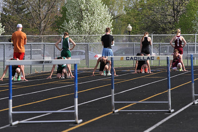 Cadillac News Meet Boys 300 Hurdles