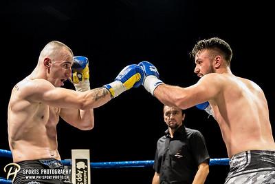 Fight Night Volketswil (WKU): weitere Bilder