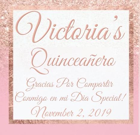 Victoria's Quinceanero