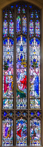 West Nave - Jesus healing the infirm