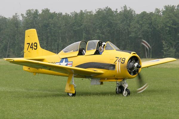 F-AZHR - North American T-28A Fennec