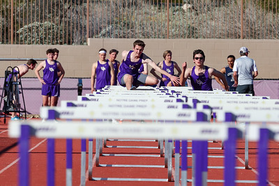 Christopher, JR Yr Track/Hurdles