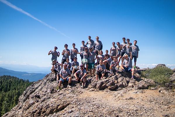 2019 Sierra Buttes Trail Stewardship Camp