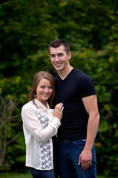 Preston & Jordyn Engagement
