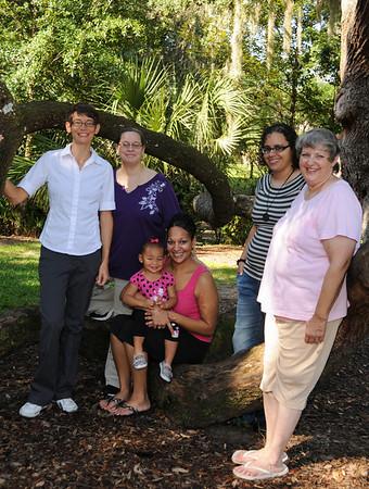 Bekah's Family Portrait