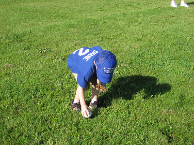 2008 Shane's First Tee Ball Game