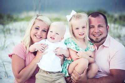 Ashley Laur Family Photos