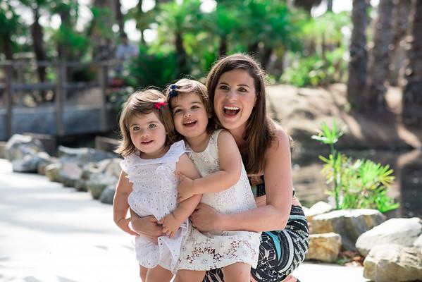 Paradise Point Mission Bay San Diego 92109 Wedding Family Photographer