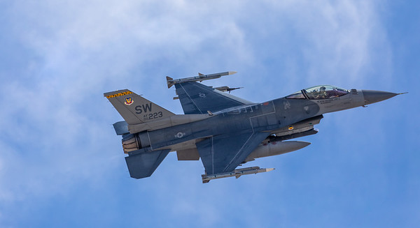 79th Fighter Squadron Red Flag 21-2