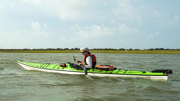 Galveston Island State Park Paddling