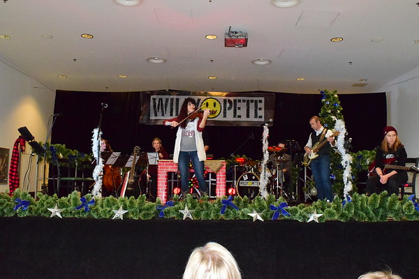 Willy Pete Christmas Concert 2017