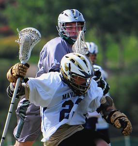 LCC JVB Lacrosse vs. Poway JV 5.5.12