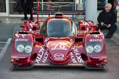 2014 Mazda Pre-Race Exhibition